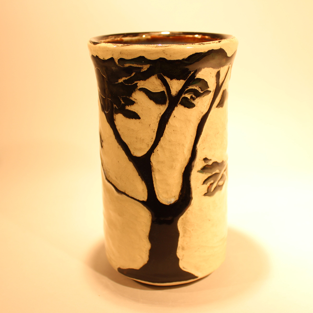 Cypress Tree Vase #2
